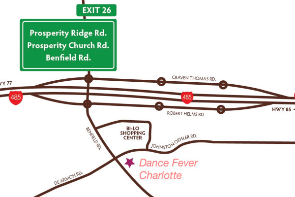 Dance Fever Charlotte Exit
